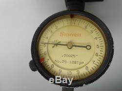 STARRETT Snap Gauge Dial Indicator No. 25-128TGP