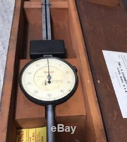 STARRETT dial indicator long range 6.000 caliper