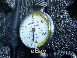 Sarrett 711lcsz. 030.005 Last Word Dial Test Machinist Tool Indicator