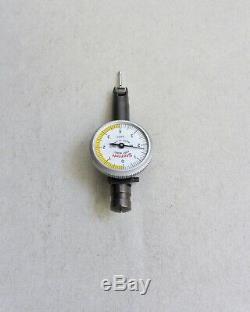Servcd+Calibrtd Starrett USA Last Word 711-T1 Dial Test Indicator 0001 Rare-ish