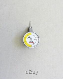 Servicd+Calibratd Starrett 708B Dial Test Indicator 0001 USA-Made TENTHS CHOICE