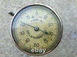 Sioux X-825A Valve Seat Runout Concentricity Gauge with Starrett Dial Indicator