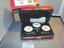 Starett # S253z Dial Indicator Set