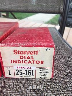 Starret Dial Indicator