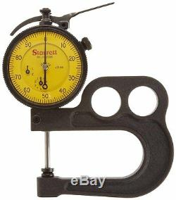 Starrett 1015MB Portable Dial Thickness Gage