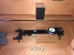 Starrett 1102 Dial Indicator Shallow Diameter Gage
