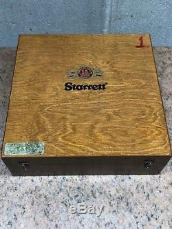 Starrett 1175 Groove Gage ID Dial Indicator