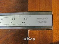 Starrett #1223-48 Special Master Dial Indicator Vernier Caliper Great Condition