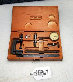 Starrett #196 A Universal Back Plunger Dial Test Indicator (Inv. 25867)