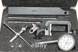 Starrett 196 Universal Back Plunger Dial Indicator