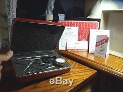 Starrett 196A1Z Dial Test Indicator Set