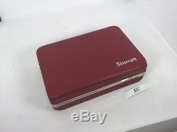 Starrett 196A1Z Universal Back Plunger Dial Test Indicator