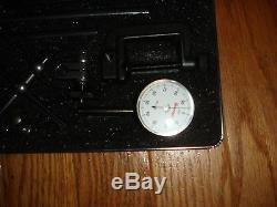 Starrett 196A1Z Universal Dial Indicator