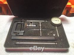 Starrett 196a1z Universal Back Plunger Dial Indicator