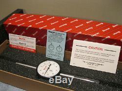 Starrett 2 Range, 0.001 Drop Indicator, 2 3/4 Dial, 655-2041J Machinist Tools