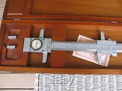 Starrett 24 #1223 Special Master Dial indicator vernier tool