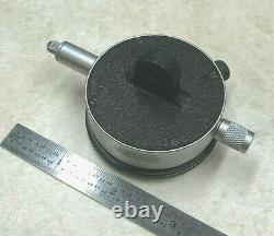 Starrett 25-109J Jeweled Dial Indicator 2-inch face, 50 millionths resolution