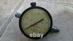 Starrett 25-111 Dial Test Indicator on K. O. Lee BC8 10 stand. 0001.025 USA