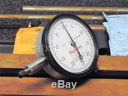 Starrett 25-131 Inspection Set With Dial Indicator Holder 665