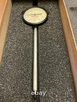 Starrett 25-131J Dial Indicator, 0.125 Range. 0005 Graduation WDI 623