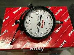 Starrett 25-131J Dial Indicator WITH LIFT LEVER IN STOCK
