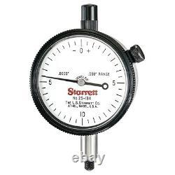 Starrett 25-134J Dial Indicator