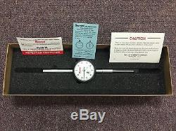 Starrett 25-2041J. 001 Resolution 2.000 Range Group 2 AGD Dial Indicator
