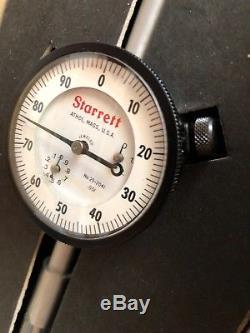 Starrett 25-2041J Dial Indicator