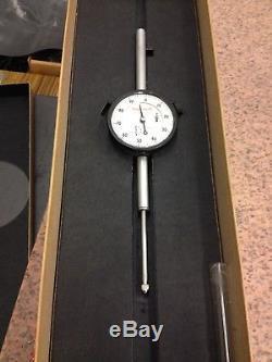 Starrett 25-2041j Dial Indicator. 001/0-2.00 / Machinist Tools