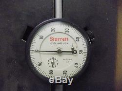 Starrett 25-2041j Dial Indicator 2