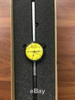 Starrett 25-2081J Dial Indicator 0-50mm RANGE. 01mm VGC