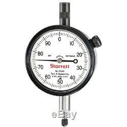 Starrett 25-241J Dial Indicator