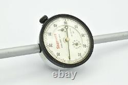Starrett 25-3041J Dial Indicator 3 x. 001 Grad