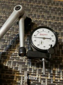 Starrett 25-441 Dial Indicator 1.000 Range, 0.001 Graduations Machinest Tools