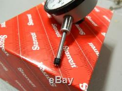 Starrett 25-441J 0-1 Inch Drop Indicator 1.000 Range Dial 0-100.001Grad