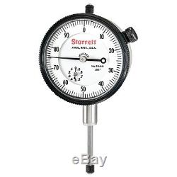 Starrett 25-441J Dial Indicator