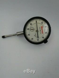 Starrett 25-441J Dial Indicator 1.000 Range, 0.001 Grad. P40