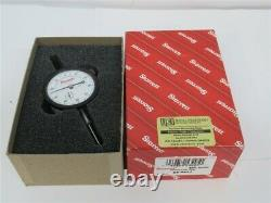 Starrett 25-441J, WCSC Dial Indicator 0-1 Range. 001 Grads