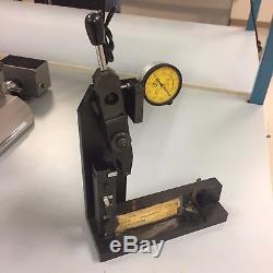 Starrett 25-481 Dial Indicator Set