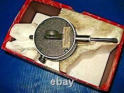 Starrett 25-631 Dial Indicator, 000 To 1 In one revolution is. 050.0005 grads