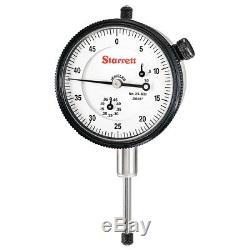Starrett 25-631J Dial Indicator