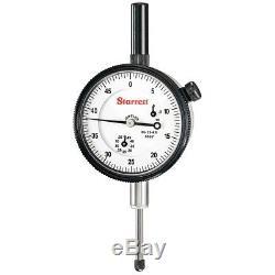 Starrett 25-631J WCSC Dial Indicator