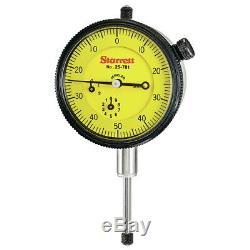 Starrett 25-781J Dial Indicator