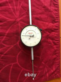 Starrett 3 travel dial indicator Model # 656-3041