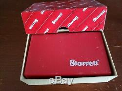 Starrett 3909A. 0005/0.030 EDP12527 Dial Test Indicator