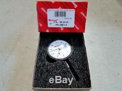 Starrett 53295 25-441j Dial Indicator Universally Fitting New In Box