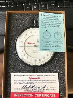 Starrett 565-617j Dial Indicator Edp #53797