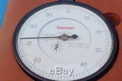 Starrett 6 Dial Indicator Gage 656-6041