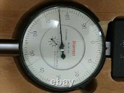 Starrett 6-in Dial Indicator