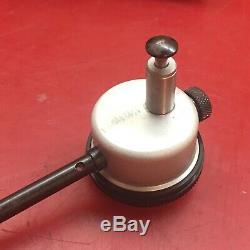 Starrett 650 dial indicator set back plunger